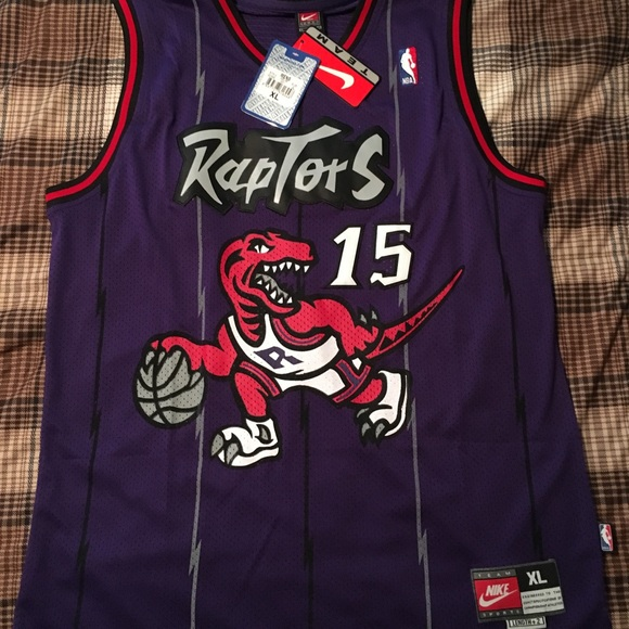 7b4ae8aa Nike Shirts | Raptors Vince Carter Hardwood Classic Jersey | Poshmark